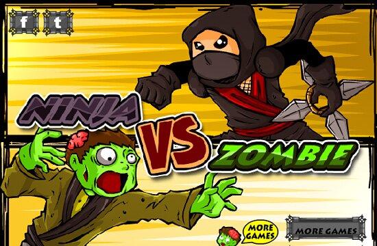 Ниндзя против Зомби