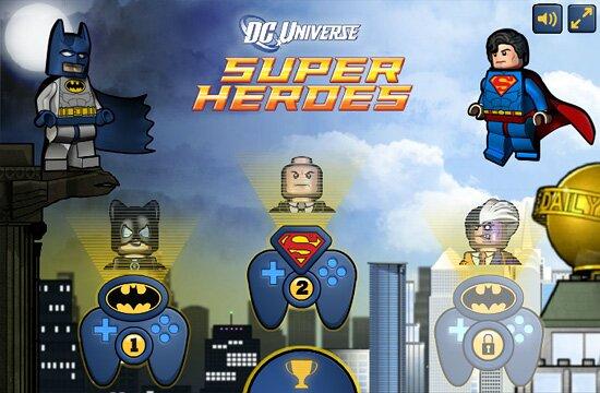 Супергерои: Бэтмен