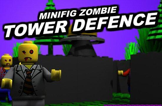 Башни: защита от зомби
