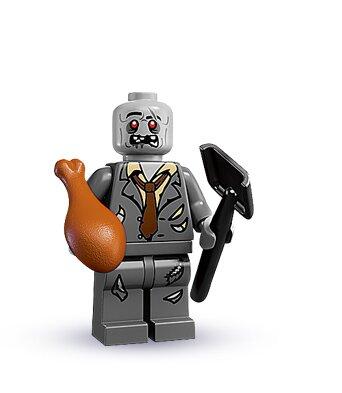 Лего зомби наступают!