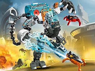 Лего Фабрика героев