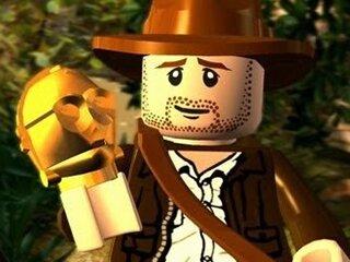 Лего Индиана Джонс