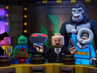 Лего Лига Справедливости против Легиона Смерти